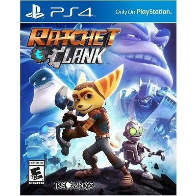 Ratchet & Clank PS4 Game - Brand New!