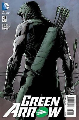 Green Arrow (Vol 4) #  41 Near Mint (NM) (CvrA) DC Comics MODERN AGE