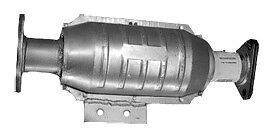 Calnorth 5509 Direct-Fit Catalytic Converter (Non C.A.R.B. Compliant)