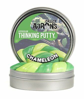 Crazy Aaron's Thinking Putty, CHAMELEON, Hypercolour, 10cm Tin