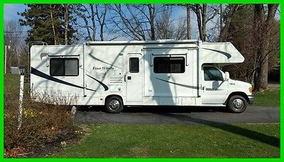 2006 Four Winds Five Thousand 29R 30' Class C Motorhome Gas 2 Slides Generator