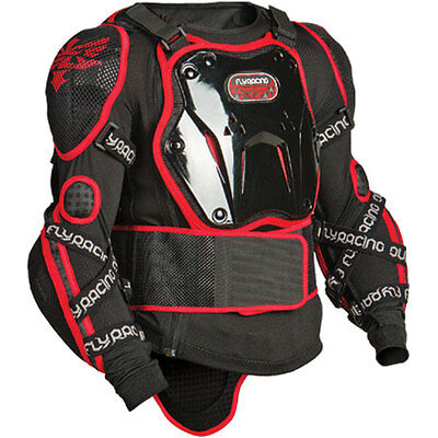 Fly Racing Barricade Youth MX Motocross Offroad Body Armor Suit