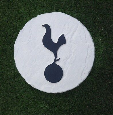 Tottenham Hotspur Stepping Stone For Garden Or Home Hand Painted.
