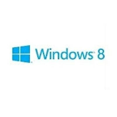 Microsoft Windows 8 Professional 32bit x86 COA License Key - BRAND NEW!