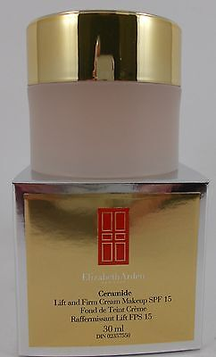 Elizabeth Arden Ceramide Lift & Firm Makeup Foundation 30ml choose shade