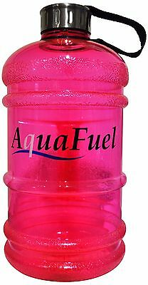 Aquafuel 2.2 Litre Water Bottle – All Purpose, Durable, High Quality, BPA Free