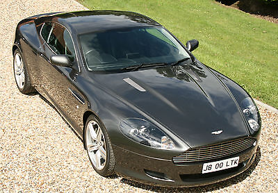 Aston Martin Db9 V12 Coupe Auto With Sport Pack