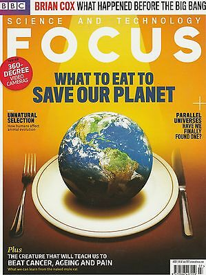 BBC Focus Magazine - Issue #309 - July 2017 - Science and Technology.
