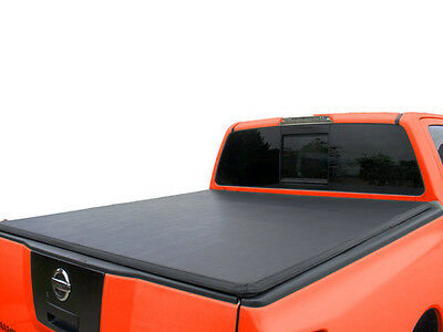 Baja Tri-Fold Tonneau Cover GMC Chevrolet Colorado Canyon 5 Ft Bed 2015 - 2018