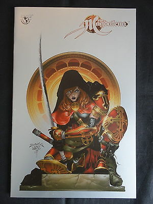 MAGDALENA (deutsch) # 1 VARIANT FOIL-COVER - Lim. 777 Ex. - INFINITY 2000 - TOP