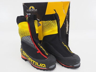 New! La Sportiva Men's G2 SM Technical Mountaineering Boots Size 10 US, 43 EU