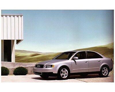 2004 Audi A4 3.0 Factory Photo ca6769