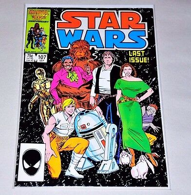 Star Wars 107 Final Issue
