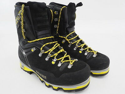 Salewa MS Pro Guide Mountaineering Boots EU Size 42 Insulated Fit Vibram Soles