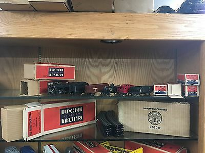 Lionel OO / 00 Gauge 0090W Set with 003 Loco, 003W NYC Tender, 0044, 45,46,47