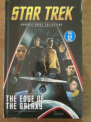 STAR TREK Graphic Novel Collection Volume #12 The Edge of The Galaxy
