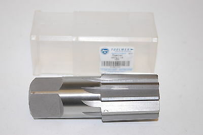 NIB Toolmex 5-060-040 Taper Pipe Reamer Sf, HSS, 1.1/4, 10F