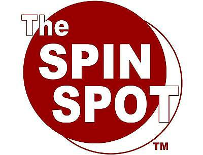 The Spin Spot - Red