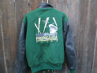 PROPAGANDA FILMS Vintage Film Crew Jacket DAVID FINCHER TWIN PEAKS DAVID LYNCH