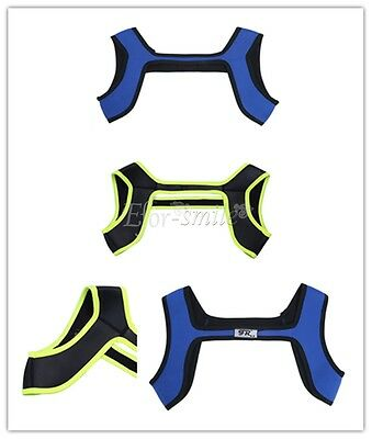 Mens Shoulder Harness Sports Protective Supports Pain Relief Fitness Braces Belt