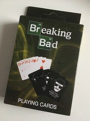 Breaking Bad Playing Cards (Brand New, Card Games & Poker)