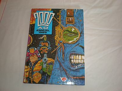 The 2000 AD Annual 1989