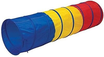 Pacific Play Tents Find Me Multi Color 6` Tunnel , New, Free Shipping