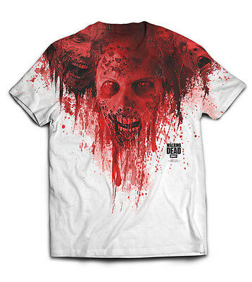 The Walking Dead T-Shirt Walkers Sublimationsdruck