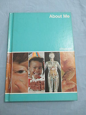 Childcraft How and Why Library Book 14 1980 About Me Encyclopedia