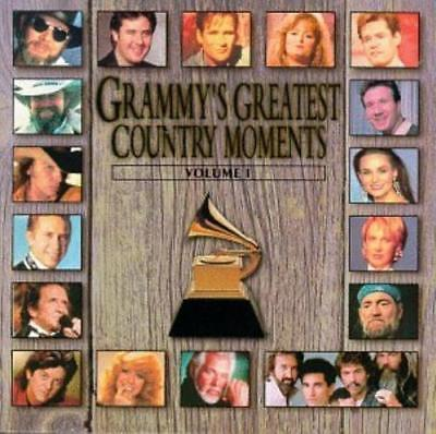 Various Artists : Grammys Greatest Country 1 CD