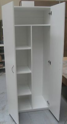 Broom Cabinet,LaundryCabinet,Cupboard,Pantry,StorageHandle,Benchtop,AUSSIEMADE
