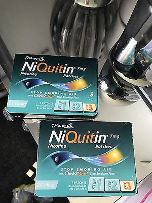 Niquitin Patches 7mg