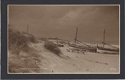 Postcard JUDGES No 3714  CAISTER ON SEA LIFEBOATS  POSTED 1925