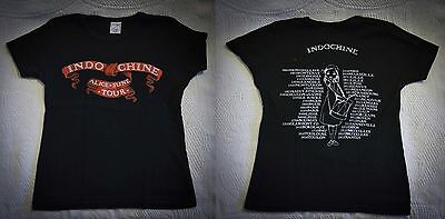 T-Shirt Indochine (Merchandising officiel - 2006)