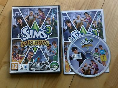 The Sims 3 Ambitions Expansion Pack PC / Windows or MAC