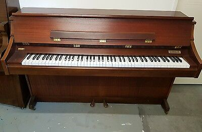 **CAN DELIVER** KIMBALL MODERN UPRIGHT PIANO -The Little Piano Store