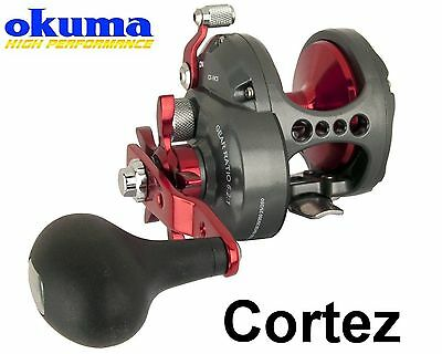 Okuma Cortez CZ-10CS Star Drag Overhead Reel + Warranty - Brand New In Box