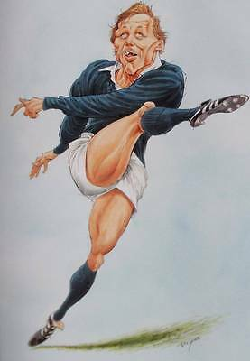 JOHN RUTHERFORD - John Ireland RUGBY Characters