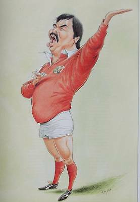 CLIVE NORLING - John Ireland RUGBY Character's