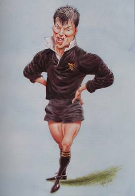 ROB ANDREW - John Ireland RUGBY Characters
