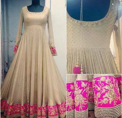wedding Indian party wear Bollywood Designer lehenga Bridal lengha choli set_A27