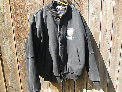 BROOKLYN SOUTH 74th Pct NYPD Police TV Crew Jacket STEVEN BOCHCO