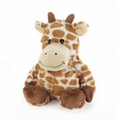 Intelex Warmies Cosy Plush Giraffe Lavender Scented Microwaveable Soft Toy