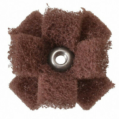 "3M-Standard Abrasive Buff & Blend Cross Buff 1-1/2"" 3-PLY MED Part number 725001"