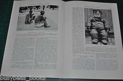 1927 magazine article THE GEOGRAPHY OF CHINA, geographic info