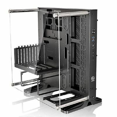 Thermaltake Core P3 Midi Tower ATX Design Gehäuse mit Panoramafenster