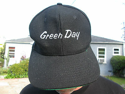 GREEN DAY Vintage 1997 NIMROD Promo Baseball Cap GOOD RIDDANCE Time of Your Life