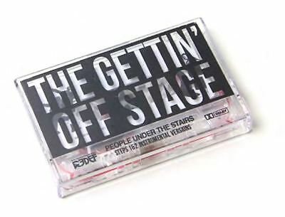 People Under The Stairs - The Getting' Off Stage, Step 1 & 2, Instr.  09536262