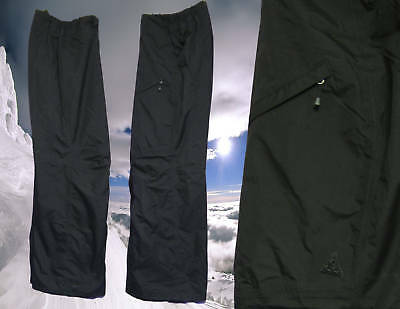 Nike Womens Ladies ACG FIT-STORM Ski Trousers Black Medium AUTHENTIC