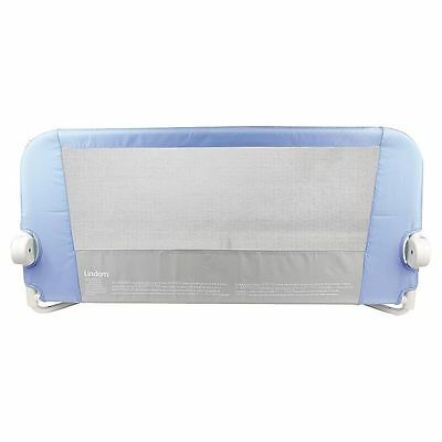 NEW Lindam Easy Fit Bed Guard, Child Safety - Blue